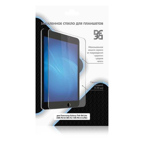 Защитное стекло DF sSteel-75 для Samsung Galaxy Tab S6 Lite, 10.4