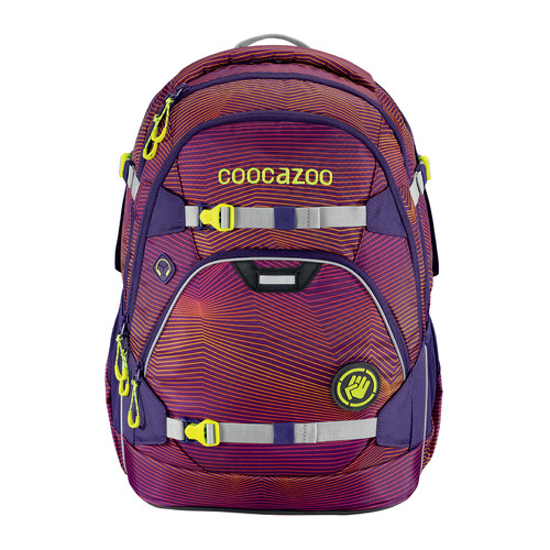 Рюкзак Coocazoo ScaleRale Soniclights Purple