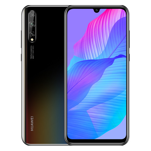Смартфон HUAWEI Y8P 4/128Gb, черный