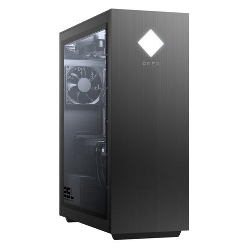 Компьютер HP OMEN GT12-0012ur, Intel Core i7 10700F, DDR4 16ГБ, 1ТБ(SSD), NVIDIA GeForce RTX 2060 Super - 8192 Мб, Free DOS 3.0, черный [14q82ea]