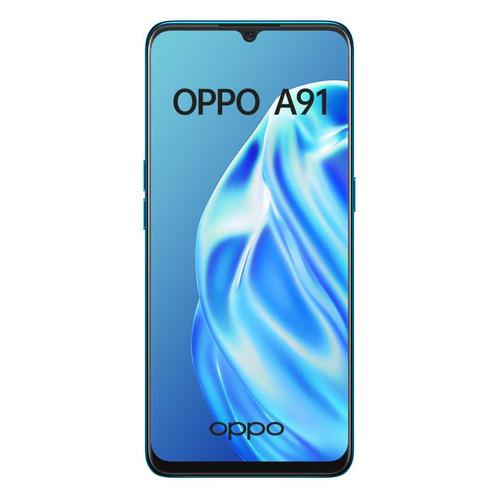 Смартфон OPPO A91 128Gb, синий