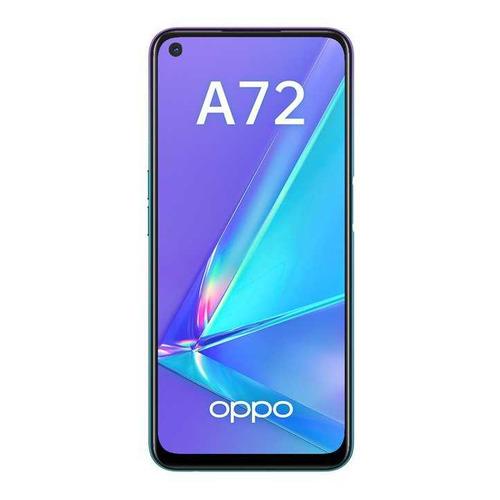 Смартфон OPPO A72 128Gb, фиолетовый