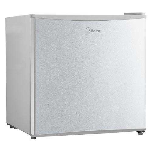 Холодильник MIDEA MR1049S, однокамерный, серебристый