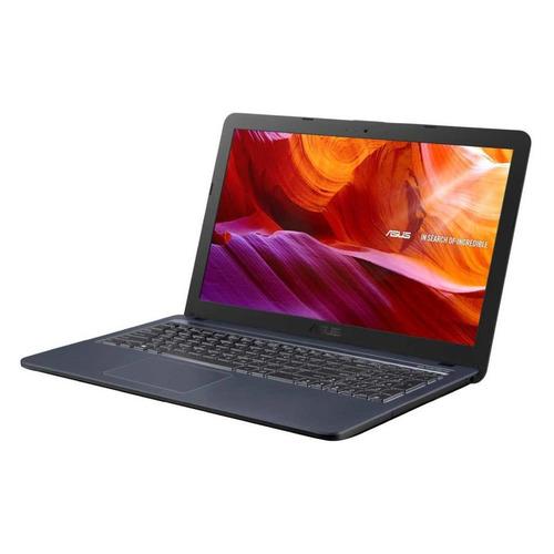 Фото - Ноутбук ASUS VivoBook X543MA-GQ1139, 15.6, Intel Pentium N5030 1.1ГГц, 4ГБ, 256ГБ SSD, Intel UHD Graphics 605, Endless, 90NB0IR7-M22070, серый ноутбук asus vivobook x705ma gml r bx178 17 3 intel pentium silver n5030 4гб 1000гб intel uhd graphics 605 endless 90nb0if2 m03850 серый