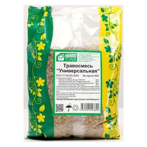 Газон Зеленый уголок Универсальная (семена) унив. 500гр