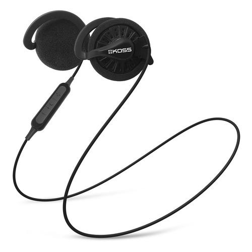 Наушники с микрофоном KOSS KSC35, Bluetooth, накладные, черный [80000937]