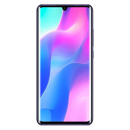 Смартфон XIAOMI Mi Note 10 Lite 128Gb, пурпурный  - купить со скидкой