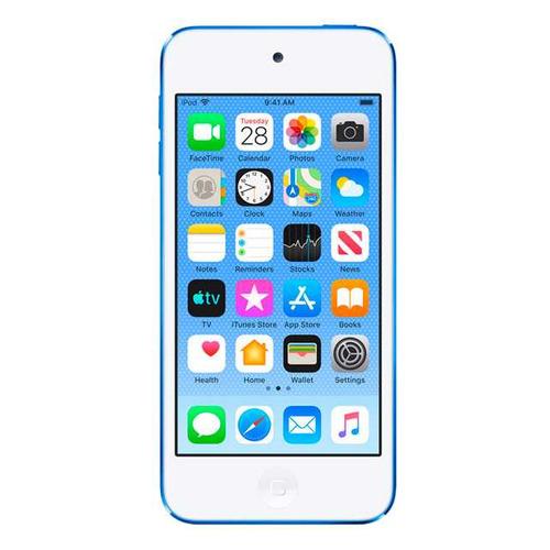 цена на MP3 плеер APPLE iPod Touch 7 flash 256ГБ голубой