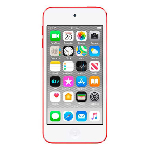 MP3 плеер APPLE iPod Touch 7 flash 256ГБ красный
