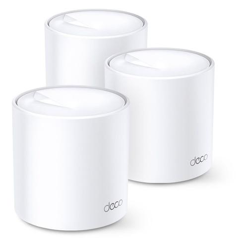 Бесшовный Mesh роутер TP-LINK DECO X20(3-PACK), белый  - купить со скидкой