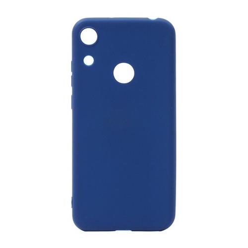 Чехол (клип-кейс) TFN Candy, для Honor 8A, синий [tfn-cc-13-049cnbl] клип кейс tfn honor 8a tpu blue