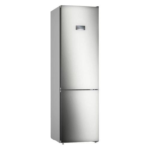 Холодильник BOSCH KGN39VI25R, двухкамерный, нержавеющая сталь холодильник bosch kgv39xl22r двухкамерный нержавеющая сталь