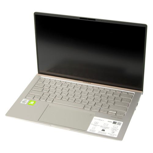 Ноутбук ASUS Zenbook UX433FLC-A5507R, 14, IPS, Intel Core i7 10510U 1.8ГГц, 16ГБ, 1000ГБ SSD, NVIDIA GeForce MX250 - 2048 Мб, Windows 10 Professional, 90NB0MP6-M11610, серебристый ноутбук asus zenbook ux392fn ab006r 13 9 ips intel core i7 8565u 1 8ггц 16гб 512гб ssd nvidia geforce mx150 2048 мб windows 10 professional 90nb0kz1 m01290 голубой