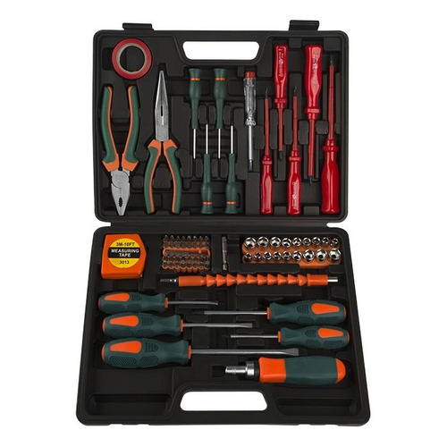 Набор инструментов STURM! 1310-01-TS7, 72 предмета набор отверток kraft 700470 44 предмета