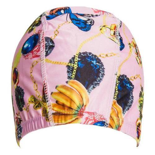 Шапочка для плавания Bradex SF 0319 жен. полиэстер розовый
