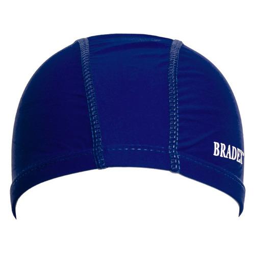 Шапочка для плавания Bradex SF 0323 полиамид синий bradex шапочка для плавания bradex полиамид синий