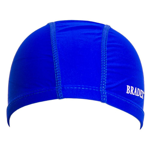Шапочка для плавания Bradex SF 0325 полиамид синий bradex шапочка для плавания bradex полиамид синий