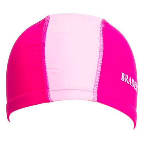 Шапочка для плавания Bradex SF 0361 полиамид розовый bradex шапочка для плавания bradex полиамид синий