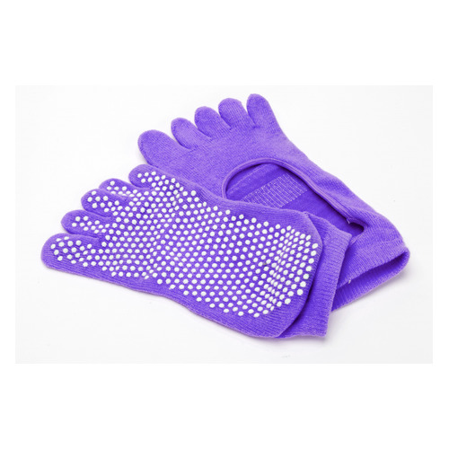 Носки для йоги Bradex SF 0347 р.:35-41 фиолетовый