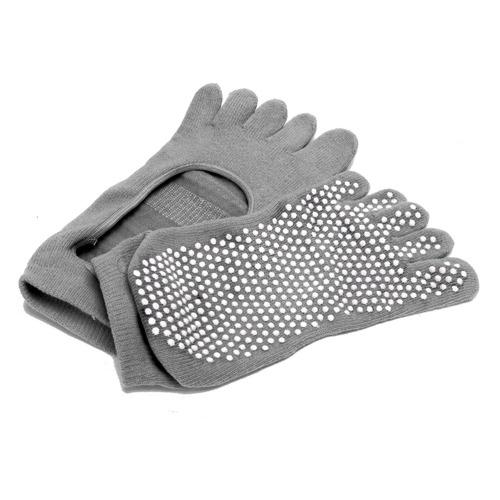 Фото - Носки для йоги Bradex SF 0348 р.:35-41 серый блок для йоги bradex sf 0407 sf 0408 sf 0409 серый