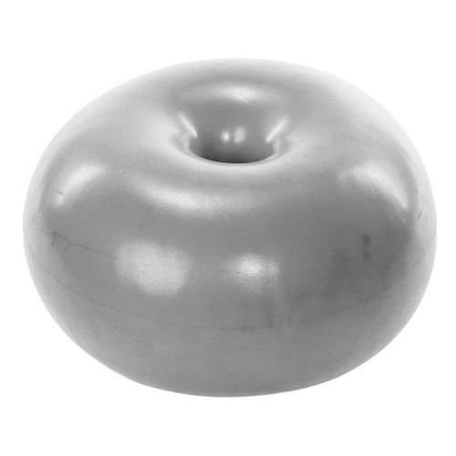 Фитбол Bradex SF 0217 ф.:пончик d=50см серый набор для фитнеса bradex фитбол бинт эспандер sf 0070
