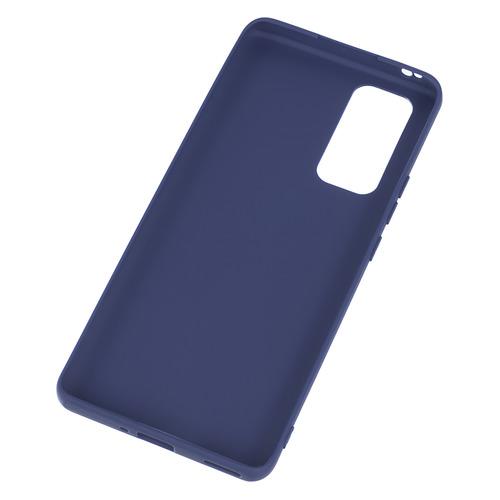 Чехол (клип-кейс) GRESSO Meridian, для Honor 30 Pro+, темно-синий [gr17mrn868]  - купить со скидкой