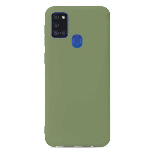 Чехол (клип-кейс) GRESSO Meridian, для Samsung Galaxy A21s, мятный [gr17mrn820]