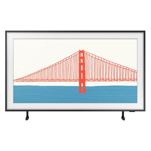 Фото - Телевизор Samsung QE32LS03TBKXRU, 32, QLED, Ultra HD 4K телевизор hisense 50u7qf 50 qled ultra hd 4k
