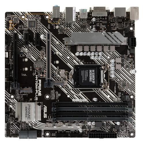 Материнская плата ASUS PRIME H470M-PLUS, LGA 1200, Intel H470, mATX, Ret