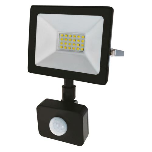 Фото - Прожектор уличный REXANT 605-008, 20Вт, с датчиком движения датчик движения rexant 11 9217