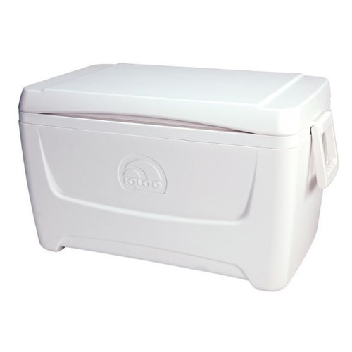 Автохолодильник IGLOO Island Breeze 48, 45л, белый