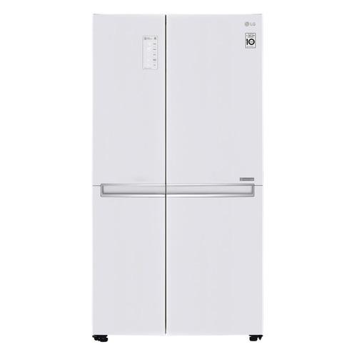 Холодильник LG GC-B247SVDC, двухкамерный, белый
