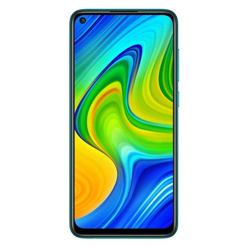 Смартфон XIAOMI Redmi Note 9 64Gb, зеленый