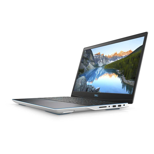 Ноутбук DELL G3 3500, 15.6, IPS, Intel Core i7 10750H 2.6ГГц, 8ГБ, 512ГБ SSD, NVIDIA GeForce GTX 1650 Ti - 4096 Мб, Windows 10, G315-5843, белый ноутбук dell g3 3590 15 6 ips intel core i5 9300h 2 4ггц 8гб 512гб ssd nvidia geforce gtx 1650 max q 4096 мб windows 10 g315 1536 черный