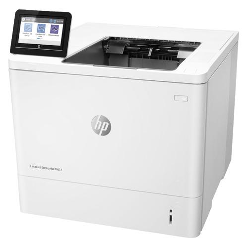 Принтер лазерный HP LaserJet Enterprise M612dn лазерный, цвет: белый [7ps86a]