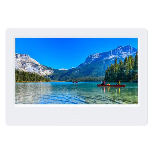Фото - Цифровая фоторамка DIGMA PF-785, 7, белый [pf785w] календарь