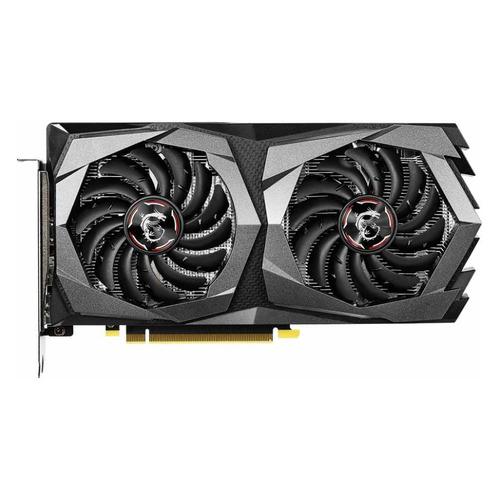цена на Видеокарта MSI NVIDIA GeForce GTX 1650 , GTX 1650 D6 GAMING, 4ГБ, GDDR6, Ret