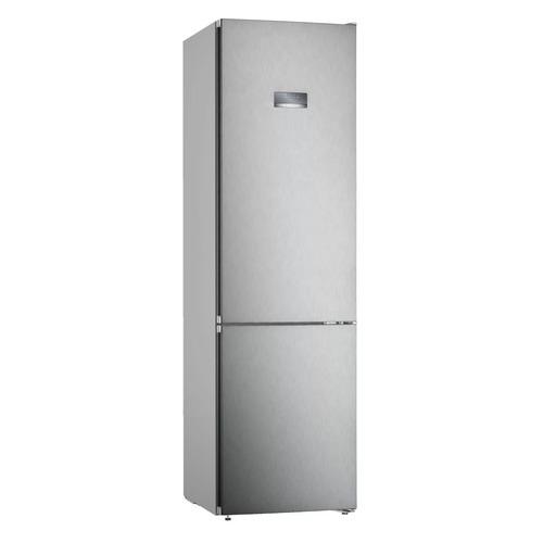 Холодильник BOSCH KGN39VL25R, двухкамерный, нержавеющая сталь холодильник bosch kgv39xl22r двухкамерный нержавеющая сталь