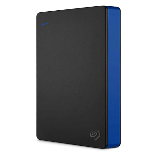 Фото - Внешний диск HDD SEAGATE Game Drive STGD4000400, 4ТБ, черный внешний диск hdd seagate game drive stea4000407 4тб белый