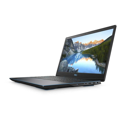 Ноутбук DELL G3 3500, 15.6, Intel Core i5 10300H 2.5ГГц, 8ГБ, 512ГБ SSD, NVIDIA GeForce GTX 1650 Ti - 4096 Мб, Linux, G315-5775, черный ноутбук dell g3 3590 15 6 ips intel core i5 9300h 2 4ггц 8гб 512гб ssd nvidia geforce gtx 1650 max q 4096 мб windows 10 g315 1536 черный