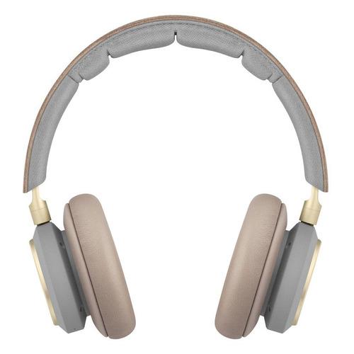 Наушники с микрофоном BANG & OLUFSEN H9 3rd gen, Bluetooth, накладные, золотистый [1646301]