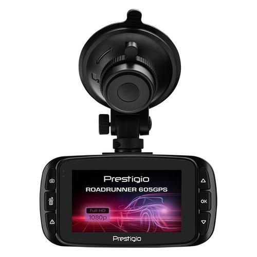Видеорегистратор PRESTIGIO RoadRunner 605GPS [pcdvrr605gps] цена 2017