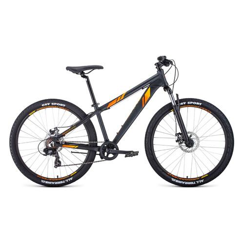 Велосипед Forward Toronto 2.0 Disc (2020) горный рам.:14