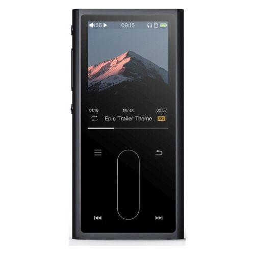 MP3 плеер FIIO M3K flash черный