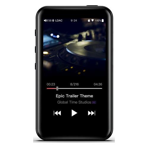 MP3 плеер FIIO M6 Black flash 2ГБ черный