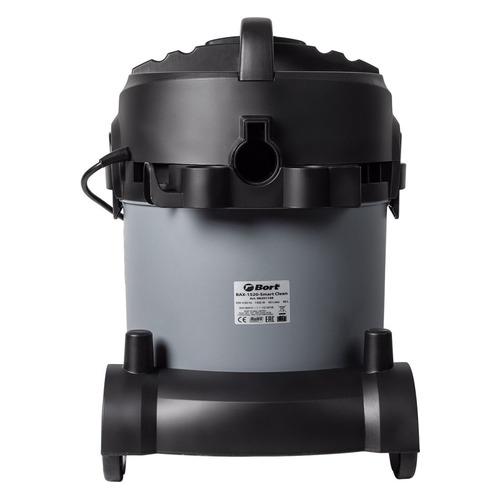 Строительный пылесос BORT BAX-1520-Smart Clean серый [98291148]
