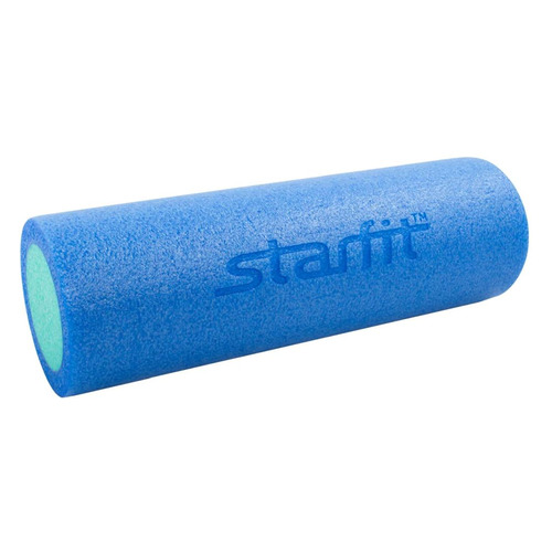 Колесо для йоги Starfit FA-501 d=15см ш.:45см синий/голубой (УТ-00007263)