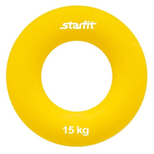 Фото - Эспандер Starfit ES-403 желтый (УТ-00015542) эспандер starfit es 403 20kg d 7cm orange ут 00015543