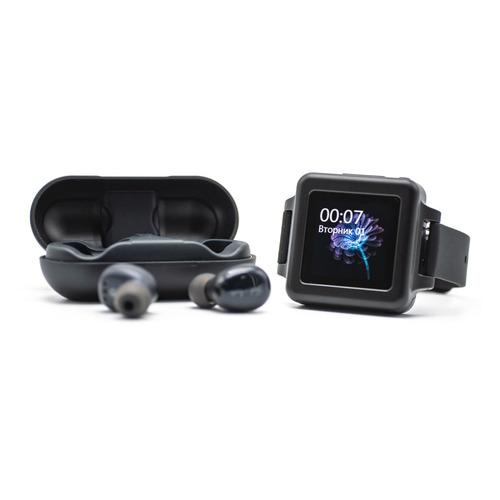 MP3 плеер FIIO M5 + Jade Audio EW1 flash черный