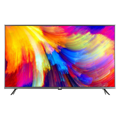 Фото - Телевизор XIAOMI Mi TV 4S 50, 50, Ultra HD 4K телевизор xiaomi mi tv 4s 43 t2 global 42 5 2019 темный титан